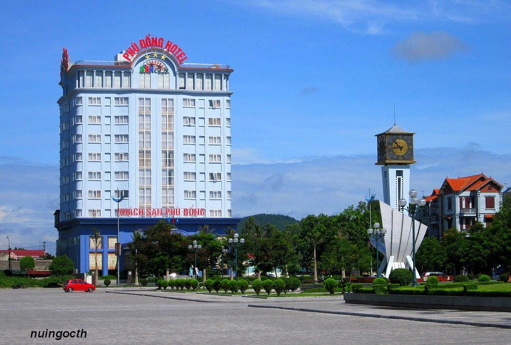 Phu Dong Hotel, Thanh Hoa