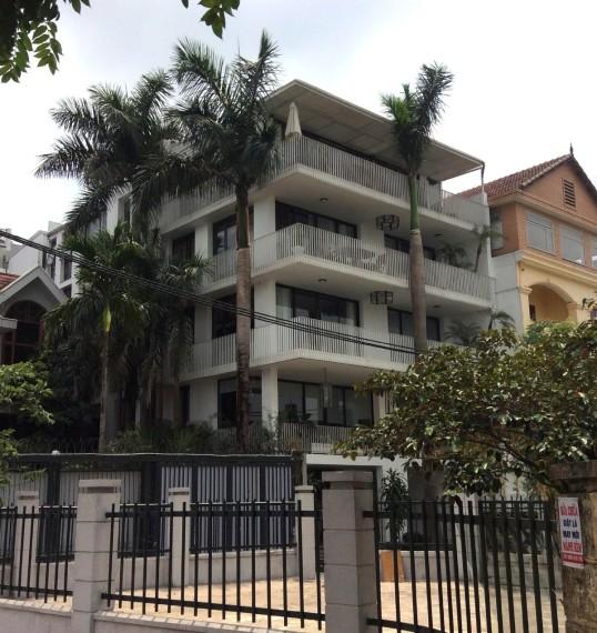 Đang Thai Mai Apartment, West lake, Hanoi