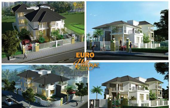 Euro Village – Danang