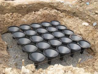 Công nghệ móng không dùng cọc Top base mới xuất hiện tại Việt Nam trong những năm gần đây