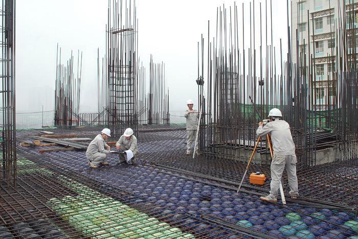 Một số ưu điểm của công nghệ sàn bubbledeck tại Việt Nam