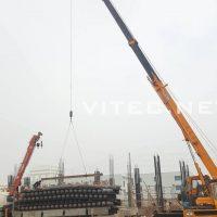 Văn phòng nhà máy Hòa Phát – Hưng Yên