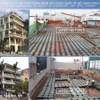Tổng hợp những công trình không sử dụng cọc bê tông – Sử dụng giải pháp Top-base